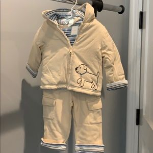 First Impressions 3 Piece Baby Outfit